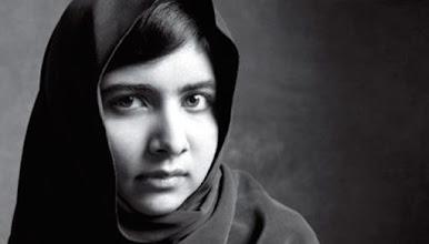 Malala, cambiando el mundo.