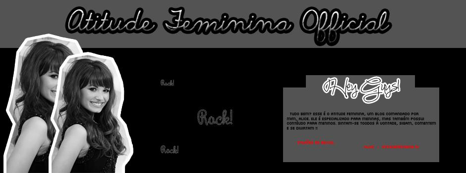 Atitude Feminina //Official--