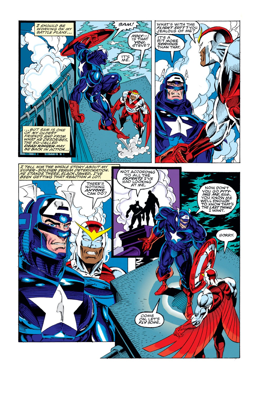 Captain America (1968) Issue #439 #389 - English 9