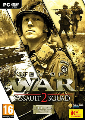Men of War: Assault Squad 2 Airborne [RELOADED] Cover