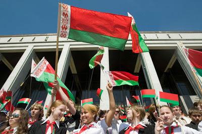 Bielorrusia dia independencia