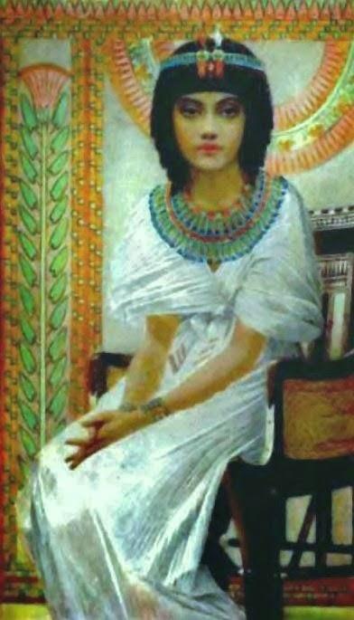 La regina AnksenAmon
