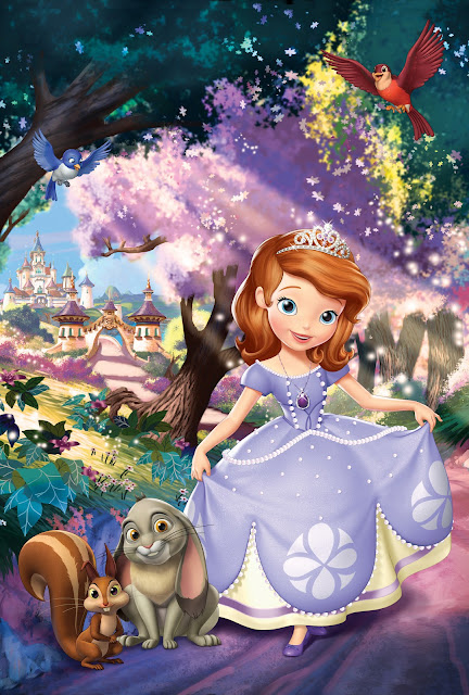 Sofia the First Once Upon a Princess Sofia