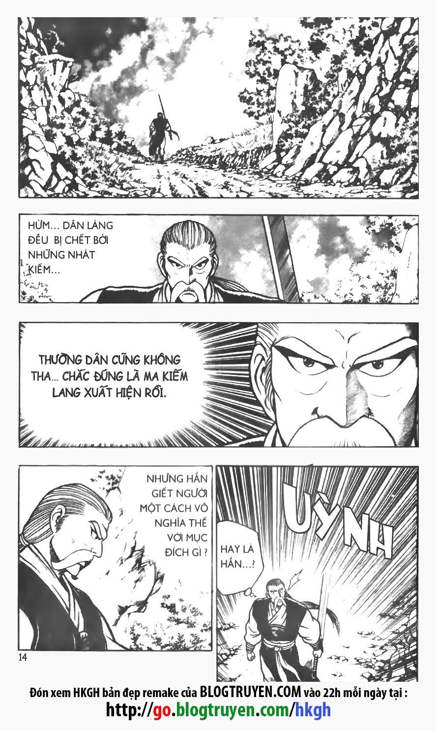 Hiệp Khách Giang Hồ chap 76 page 14 - IZTruyenTranh.com
