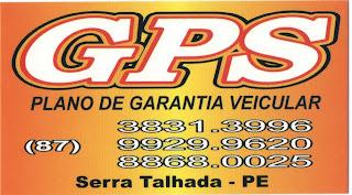 GPS Plano de Garantia Veicular - ST