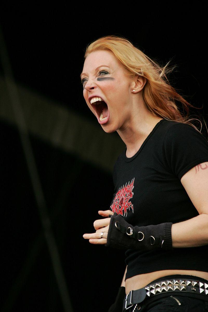 Angela Gossow Net Worth