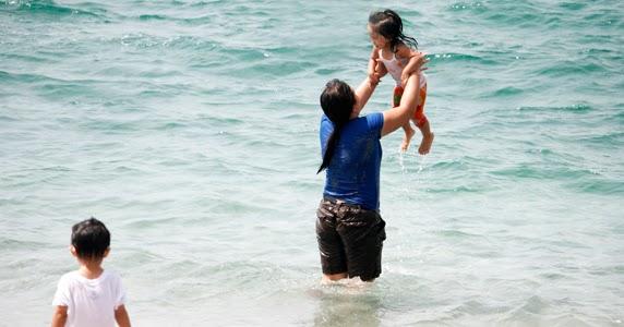 Boracay de Cavite - Marine Base Beach Resort of Ternate, Cavite ~ Geejay Travel Log