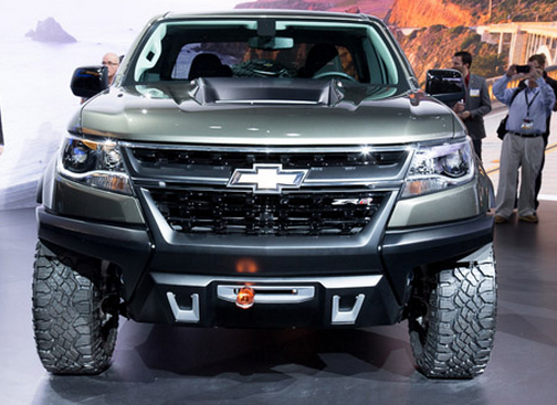 Chevy Colorado ZR22 Release Date