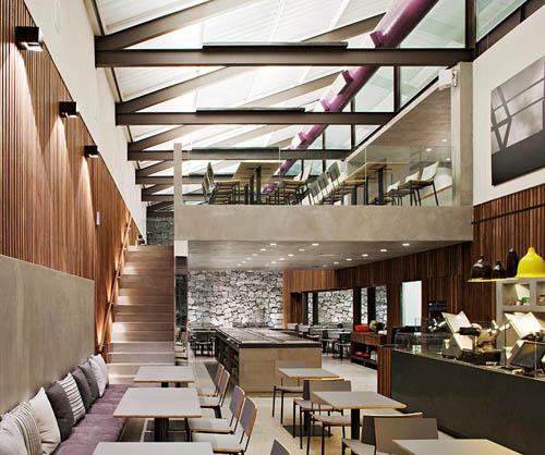 Emporio Baglioni Restaurant