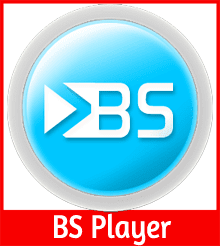 برنامج BS Player 2015