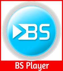 برنامج BS Player 2015