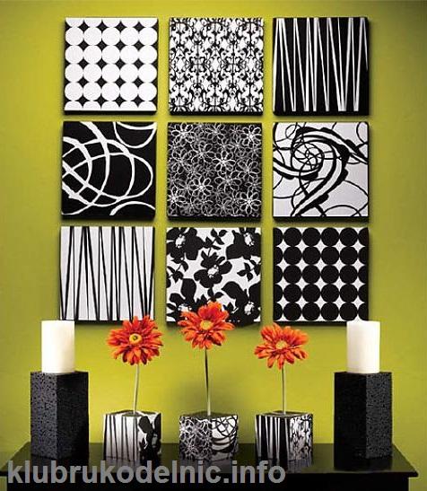 Декоративные панели своими руками