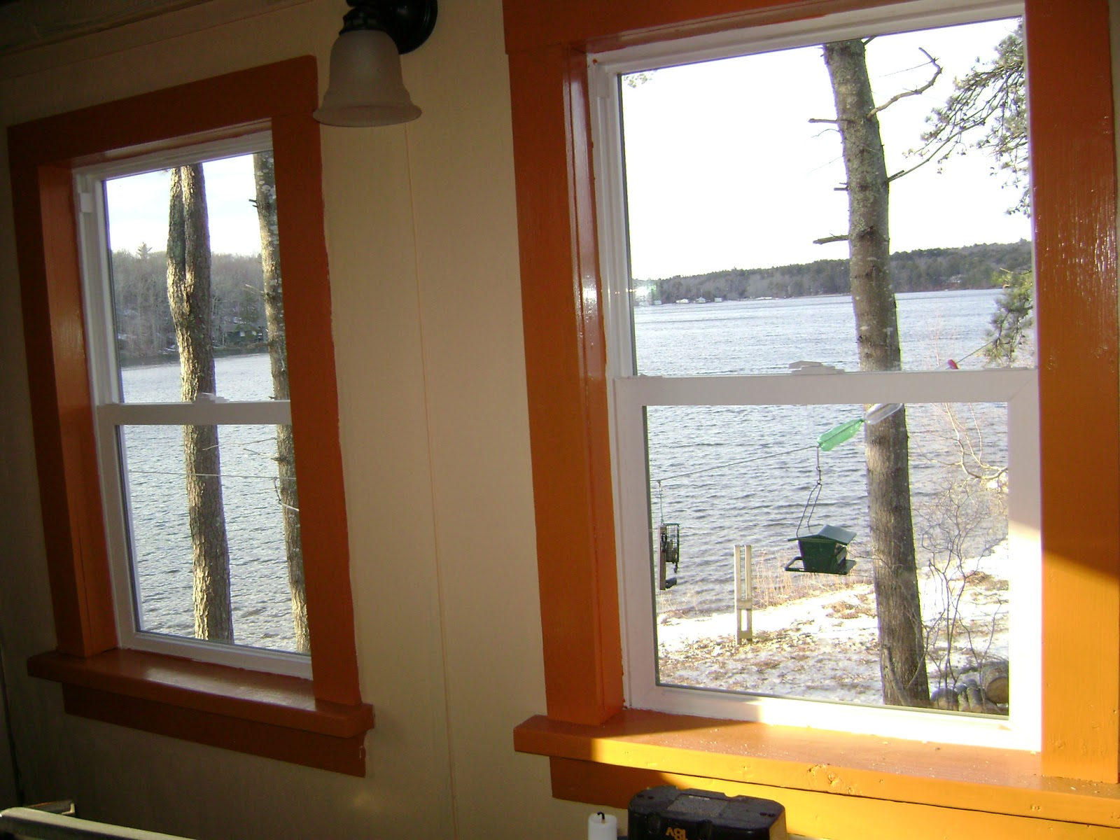 Long pond endeavor company pine ship lap floors and windows for New window company