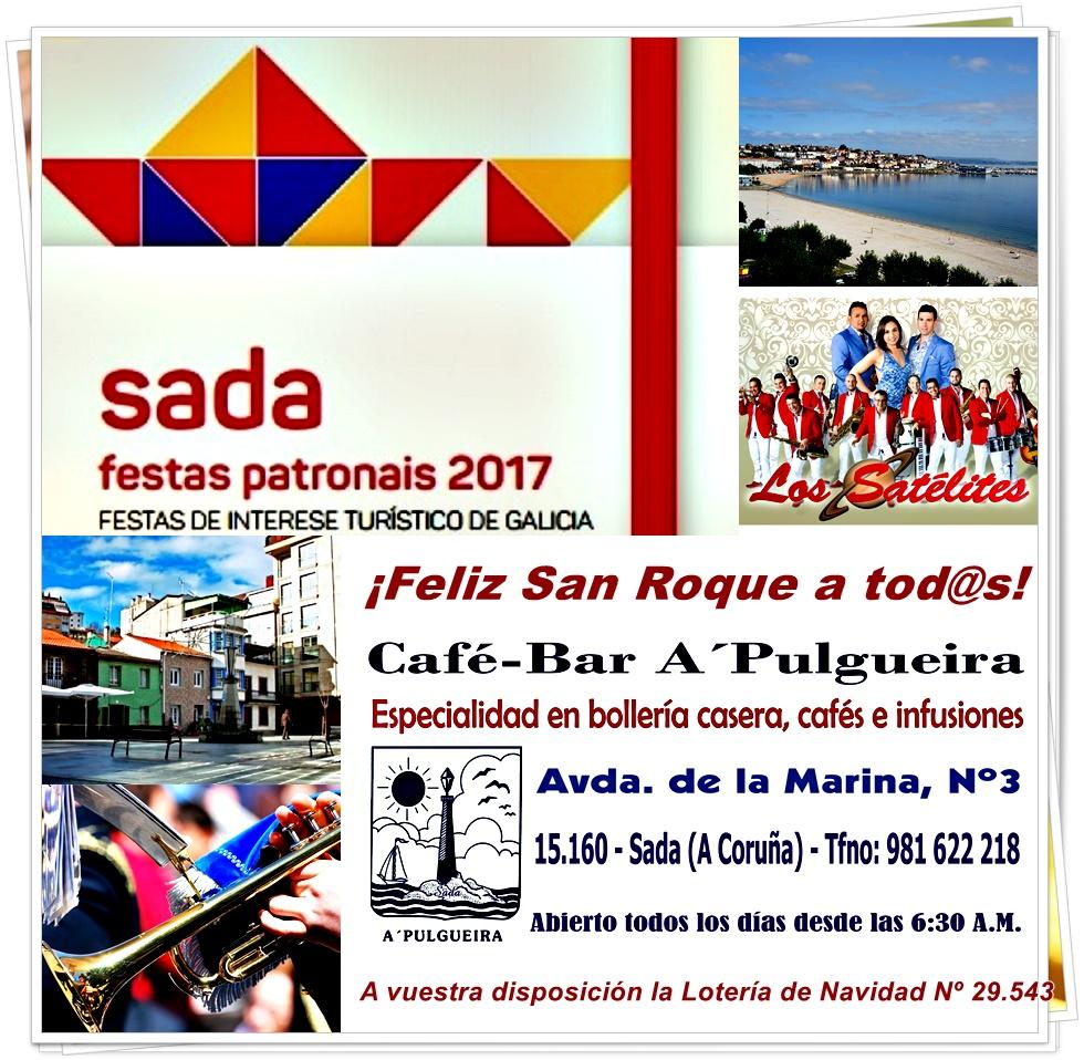¡Feliz San Roque a tod@s!