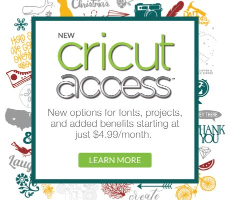 Cricut Access Membership Plans