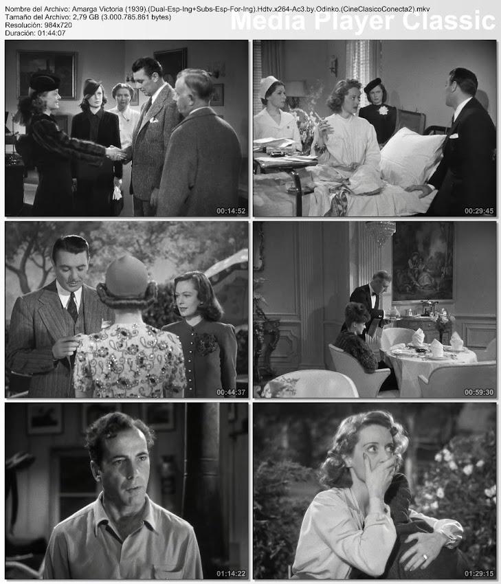 Imágenes de la película: Amarga Victoria | 1939 | Dark Victory