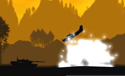 لعبة الحرب العالمية والتدمير الدموى اون لاين