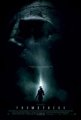 Prometheus, de Ridley Scott