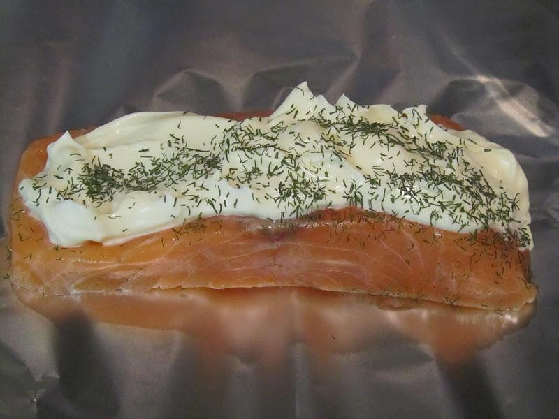 Top produits b b saumon en papillote la cr me et l 39 aneth - Saumon en papillote ...