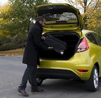 Das Kofferraumvolumen gibt Ford mit 281 Litern an. Foto: Auto-Medienportal.Net/Ford