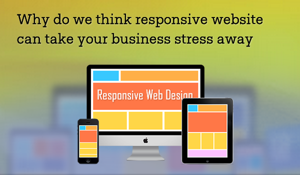 Resposive website development