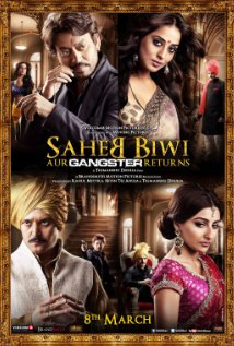 Watch Sahib, Biwi Aur Gangster Returns (2013) Megavideo Movie Online