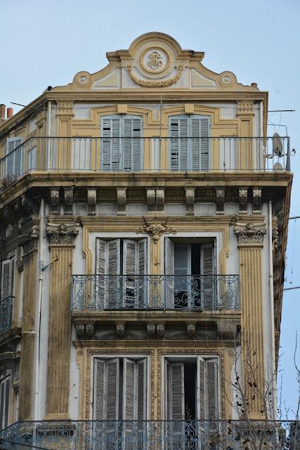 Marseille facade
