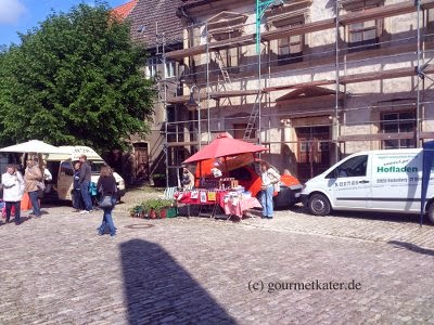 Frühlingsmarkt in Buttstädt