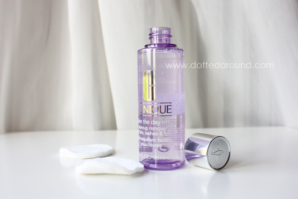 Clinique take day off remover