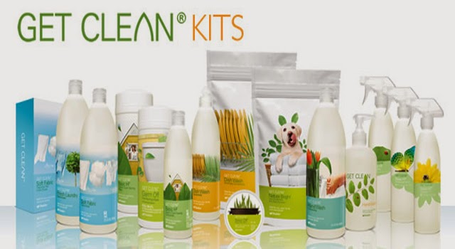 GET CLEAN PRODUCT