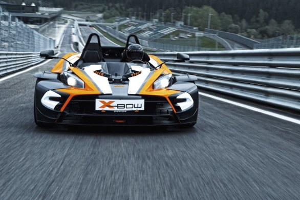 2012 KTM X-Bow R Red Bull