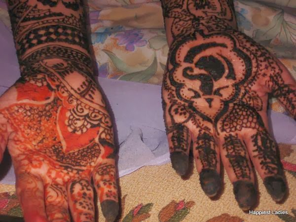 spiritual ganesha henna design