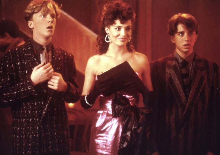 Slap The Penguin: Where are they now? Weird Science