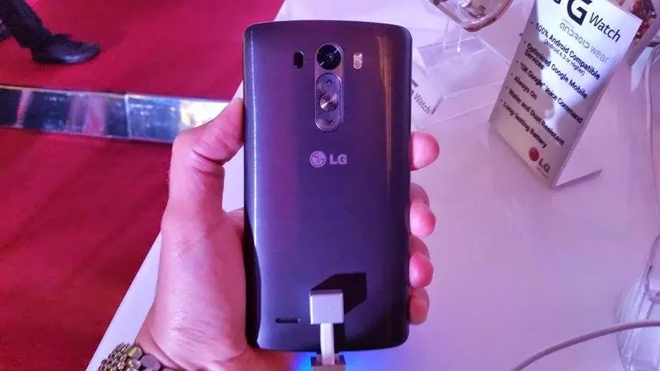 LG G3 Specs Price Availability Philippines