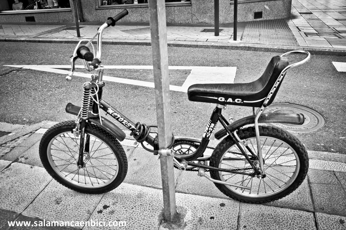 salamanca bici GAC