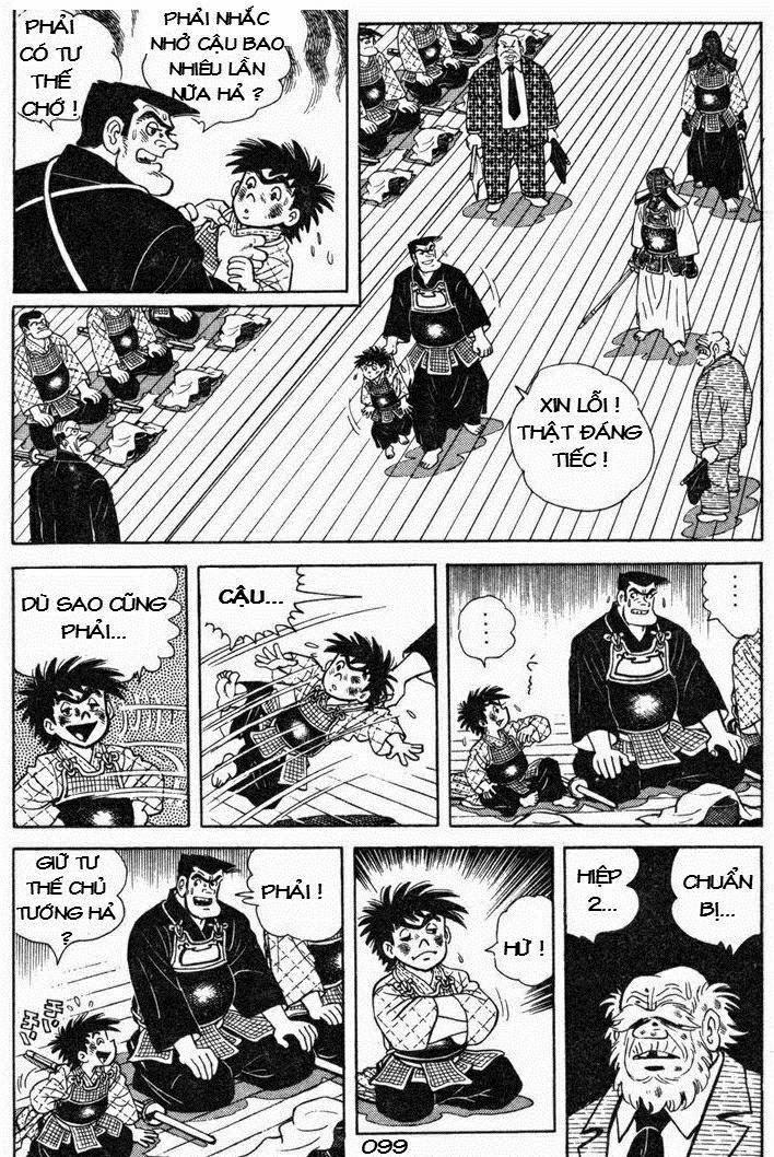 Siêu quậy Teppi chap 43 - Trang 19