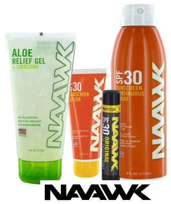 NAAWK Sunscreen