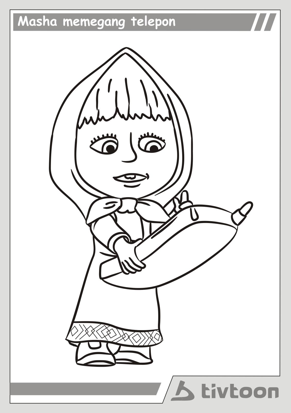 eh jangan lupa juga kunjungi gambar mewarnai kartun masha and the bear