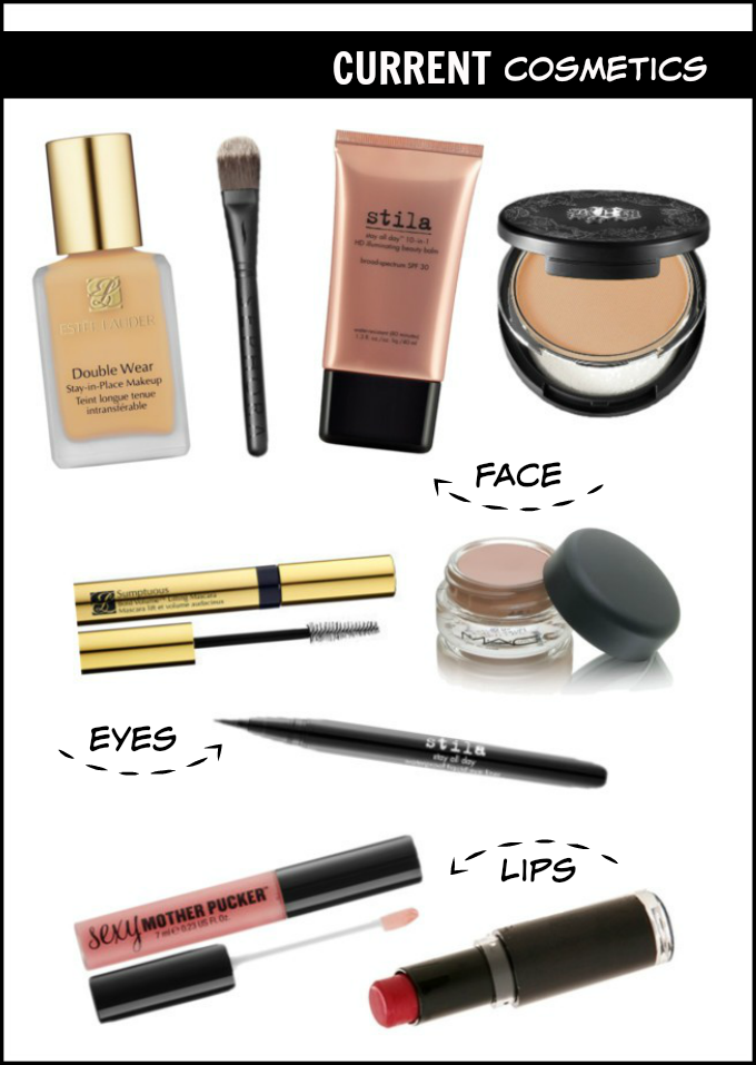 Cosmetic Must haves