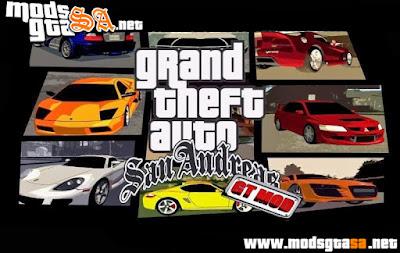 SA - Pack de Carros Importados