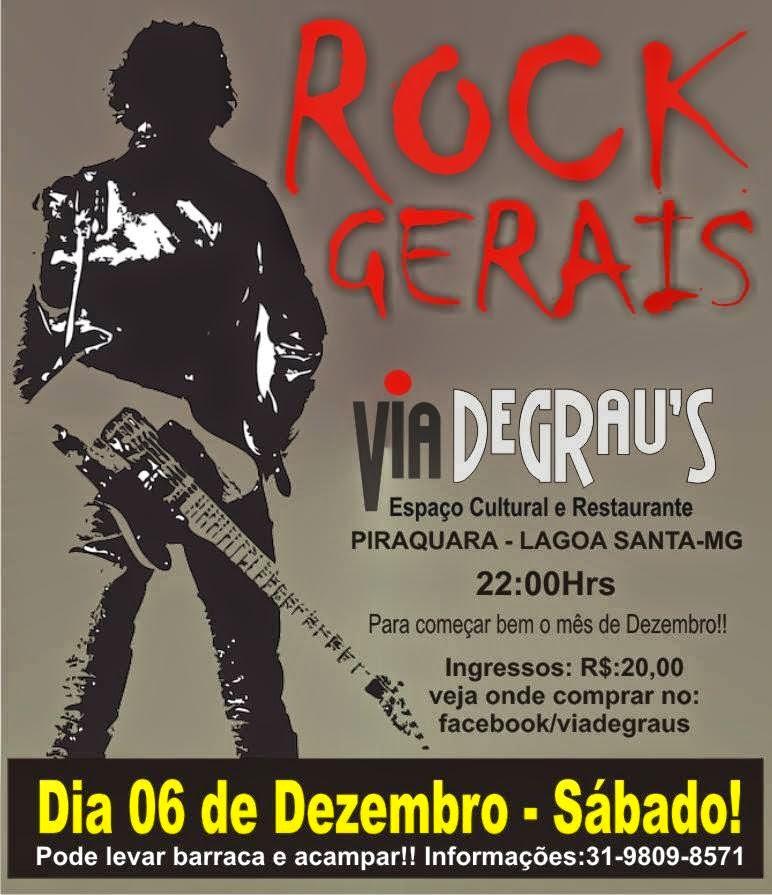 ROCK GERAIS