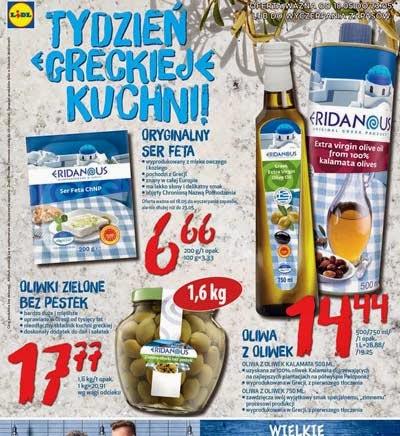 Tydzien Kuchni Greckiej I Wspaniale Produkty W Sklepach Lidl
