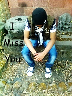 i miss you alone boy