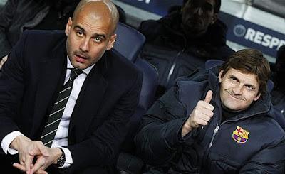Tito Vilanova Pelatih Baru Barcelona Sebagai Pengganti Pep Guardiola