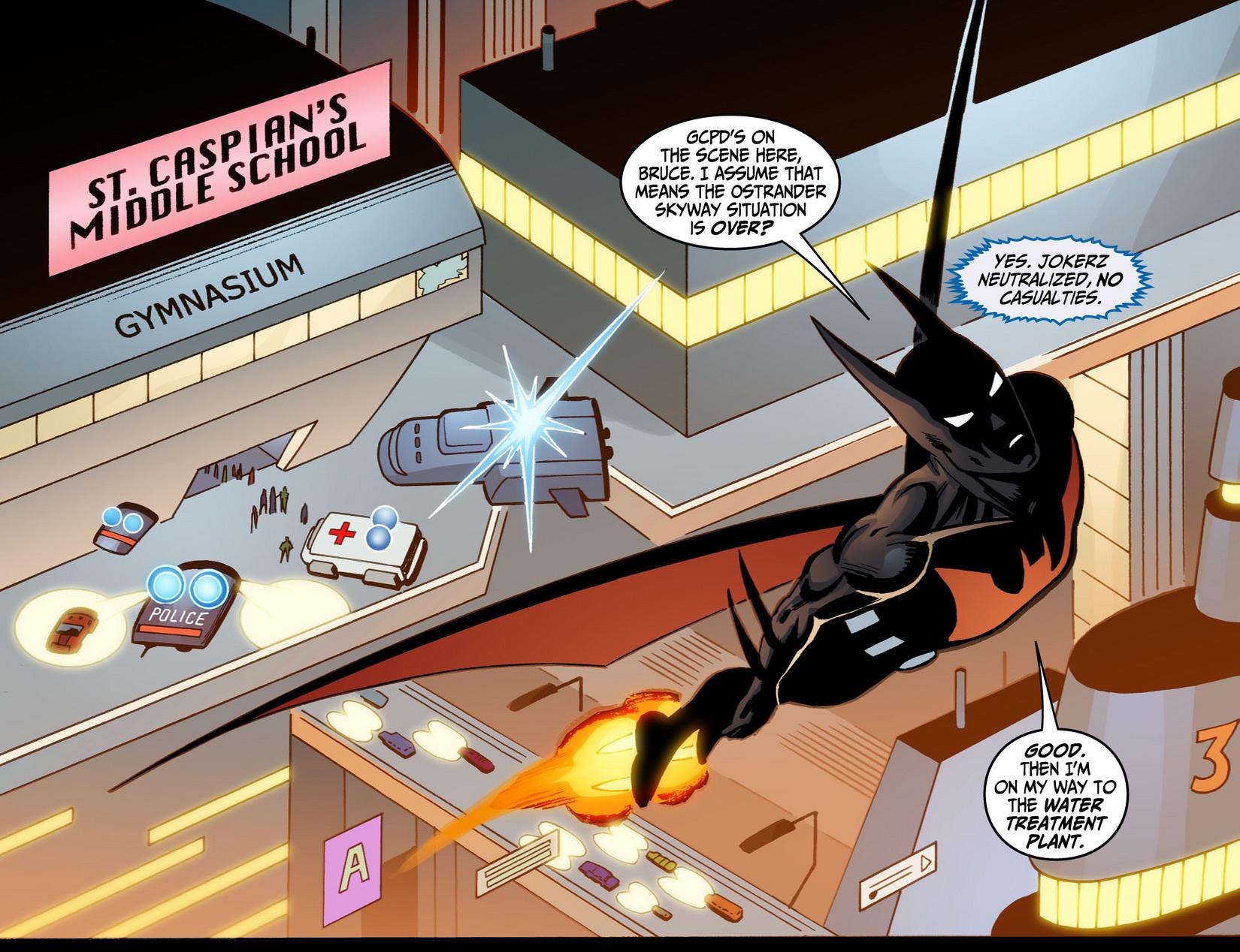 Batman Beyond (2012) Issue #9 #9 - English 18