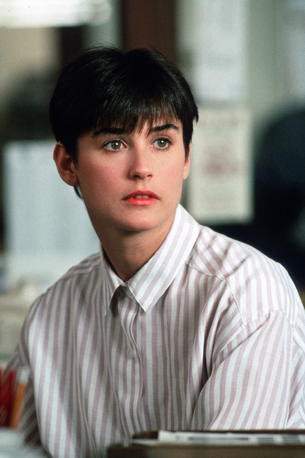 Celebrities, Movies and Games: Demi Moore - Ghost 1990 ...