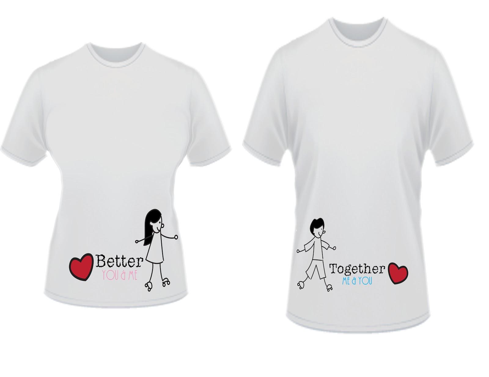 Best T Shirt Design For Couple Anlis