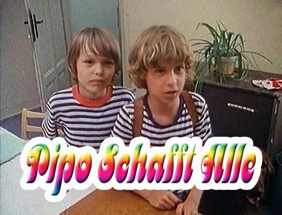 Каникулы Пипо / Materske znamienko / Pipo Schafft Alle. 1985.
