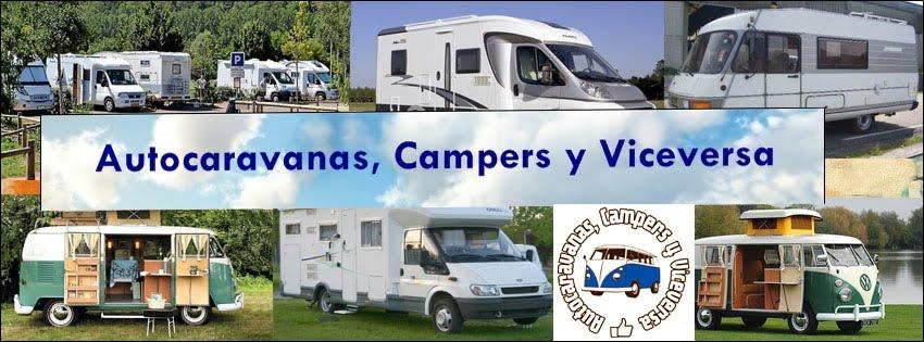 Autocaravanas, Campers y Viceversa