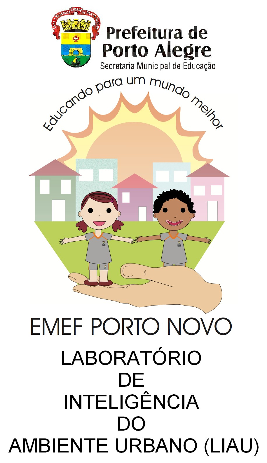 :::LIAU da E.M.E.F. Porto Novo:::